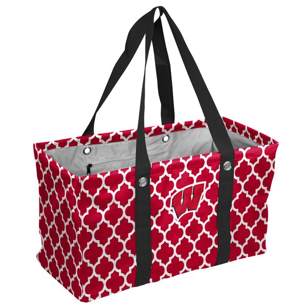 Caddy Picnic Tote Bag by Logo Brands