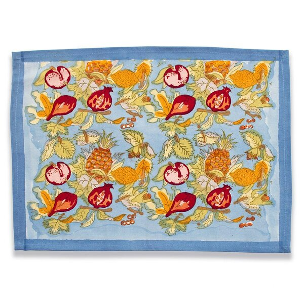 Tutti Frutti Placemat (Set of 6) by Couleur Nature