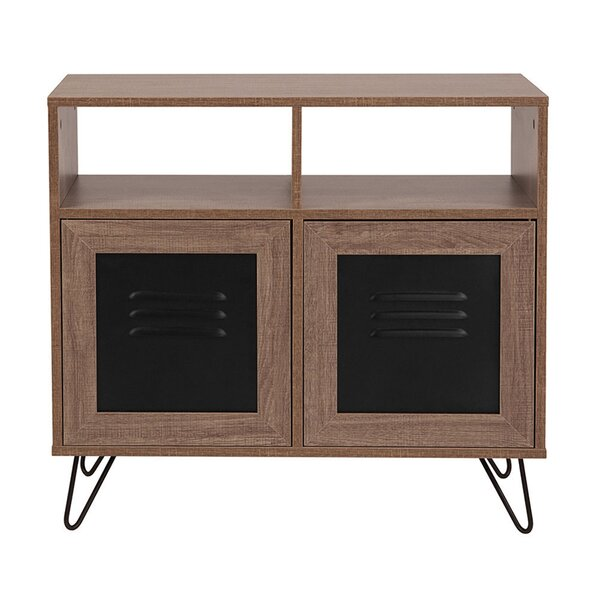 Efigenia 2 Door Accent Cabinet by Union Rustic