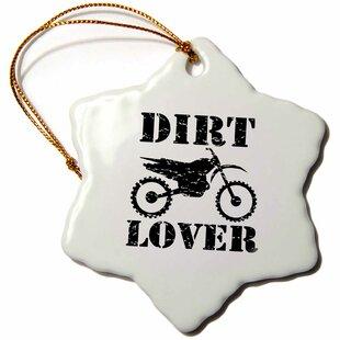 Dirt Bike Ornament Wayfair