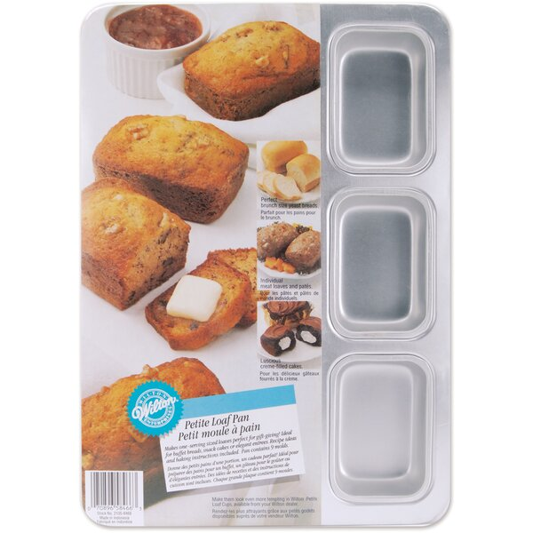 Petite Loaf Pan by Wilton