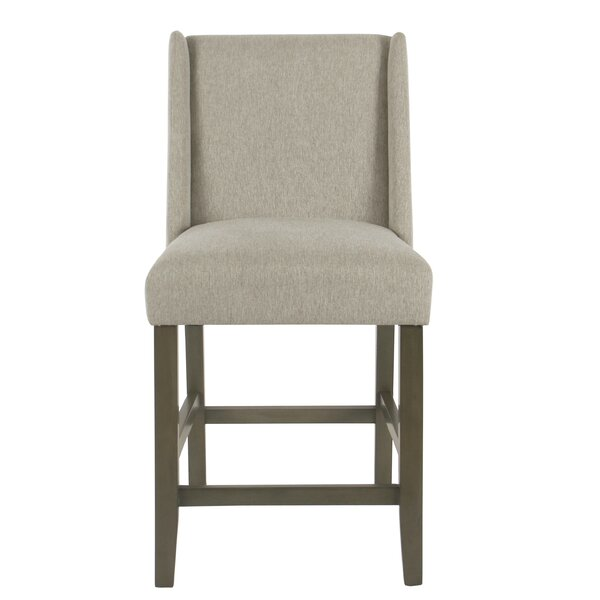 Racine 24 Bar Stool by Rosecliff Heights