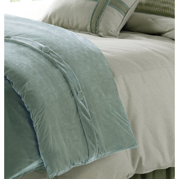 Dyanna Velvet Duvet by Darby Home Co
