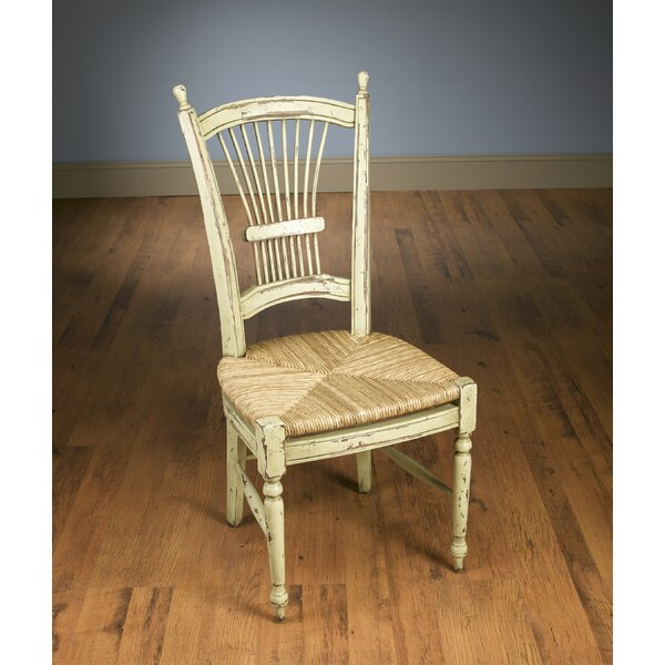 Wheat Back Side Chair by AA Importing
