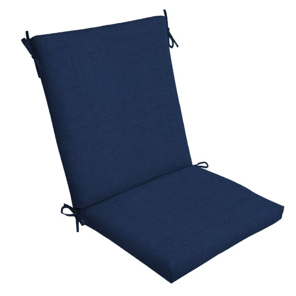 Texture Outdoor Lounge Chair Cushion by Longshore Tides