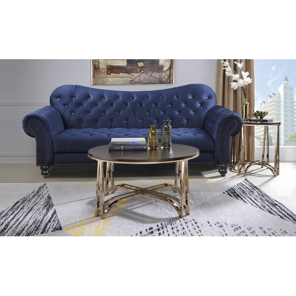 Osseo Living Room 2 Piece Coffee Table Set By House Of Hampton