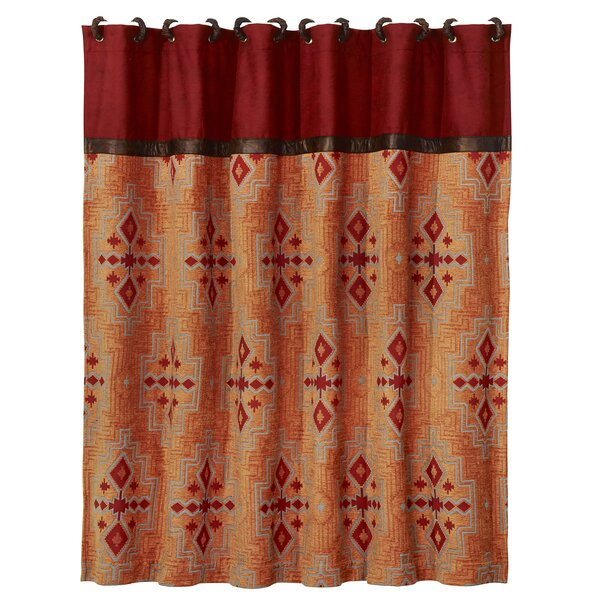 Maile Shower Curtain by Loon Peak