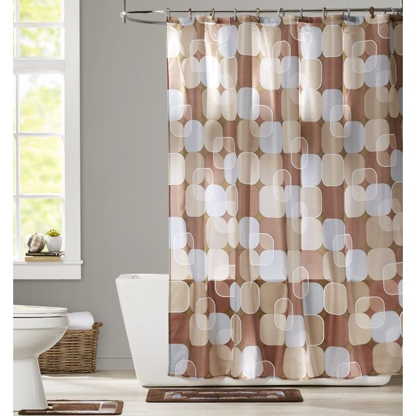 Shady Dale Shower Curtain Set by Latitude Run