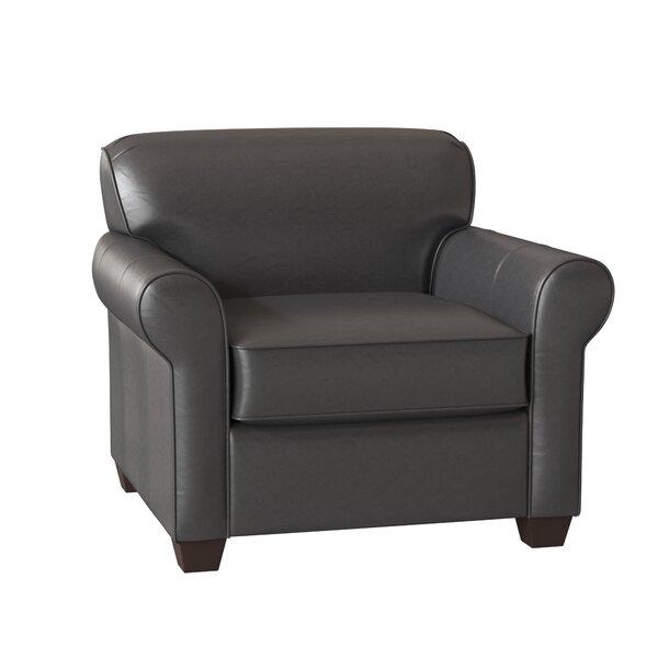 Wayfair Custom Upholstery™ Leather Chairs