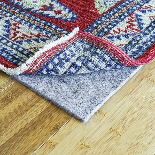 Birchwood 0.25 Felt and Rubber Rug Pad by Symple Stuff