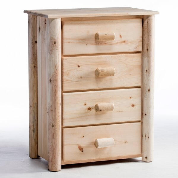 Timothy 4 Drawer Chest by Millwood Pines