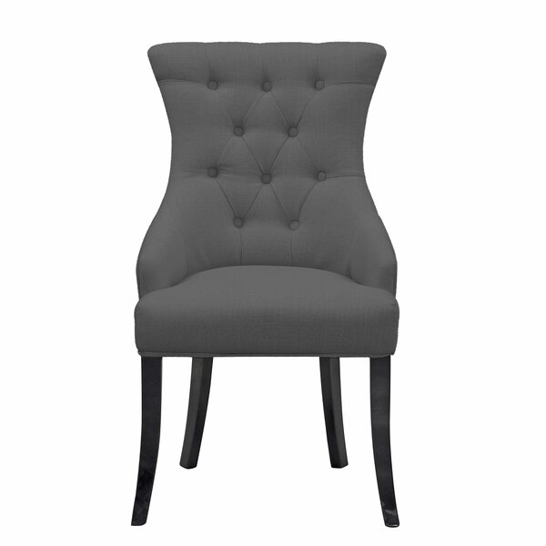 Chesterman Upholstered Dining Chair (Set of 2) by Darby Home Co