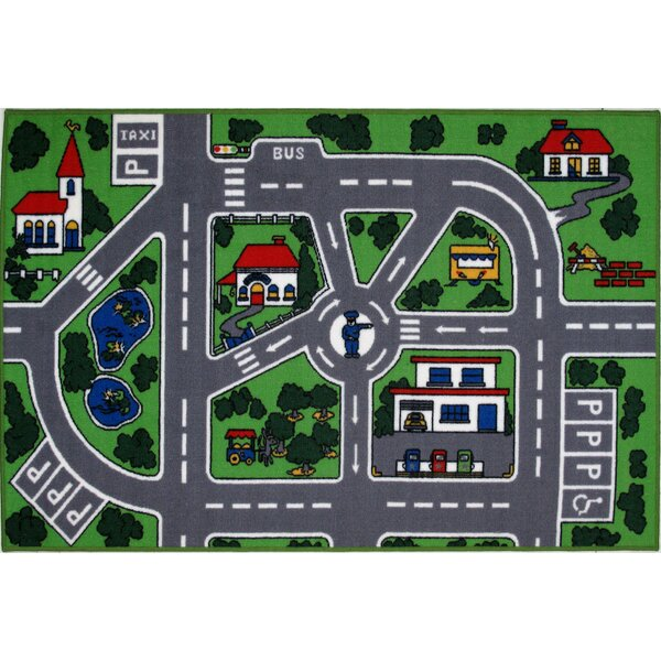 Little Navigator Area Rug by Birch Lane Kids™