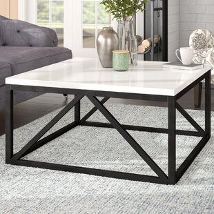 Dunstan Two Toned Coffee Table By Gracie Oaks