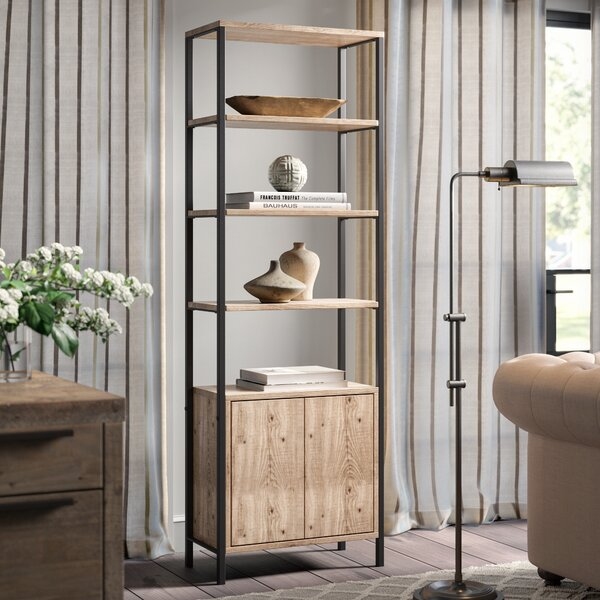 Jo Etagere Bookcase by Greyleigh