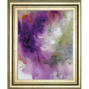 'Cosmic II' by Douglas Framed Painting Print by Classy Art Wholesalers