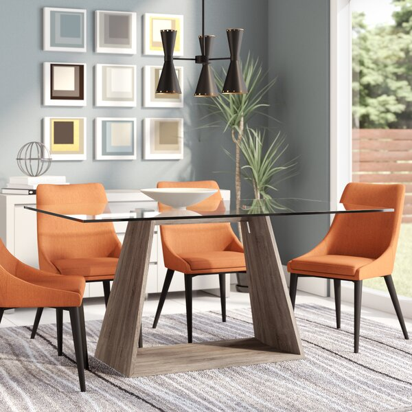 Anne Dining Table by Wade Logan