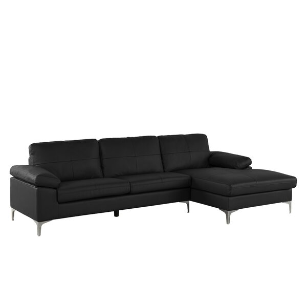 Mayflower Non Reversible Sectional by Union Rustic