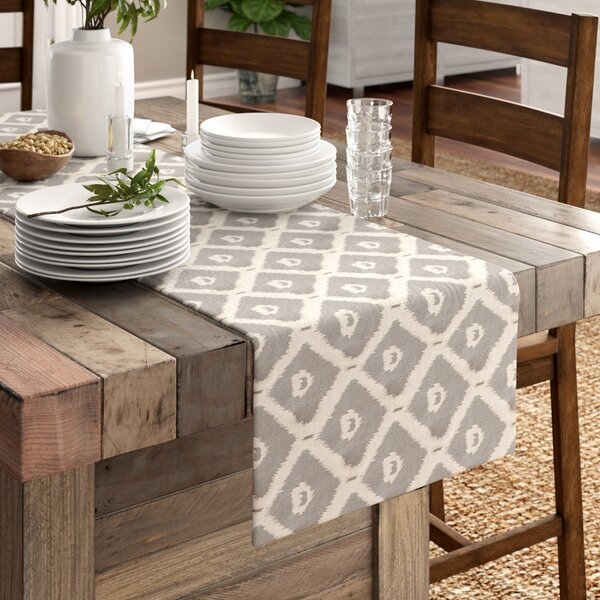 Shaylee Ikat Table Runner by Mistana