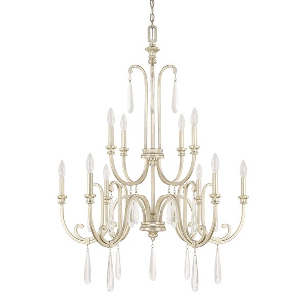 Balone 10-Light Chandelier by Astoria Grand