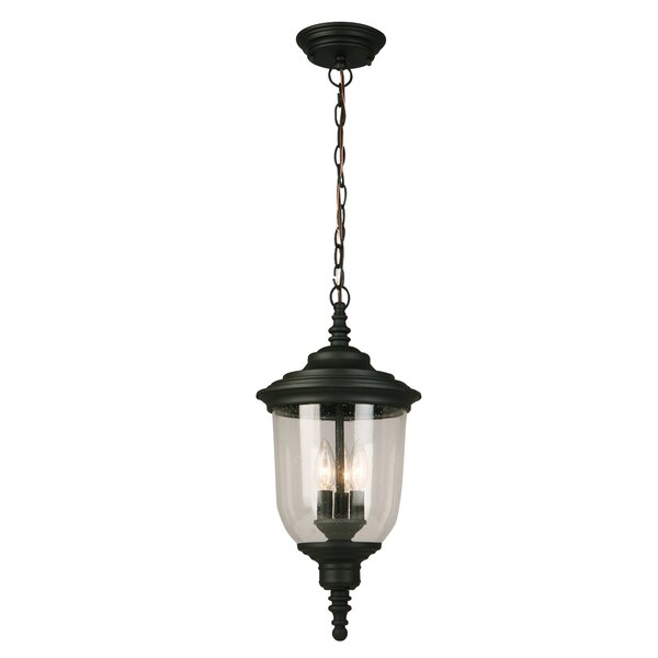 Dransfield 3-Light Pendant by Canora Grey