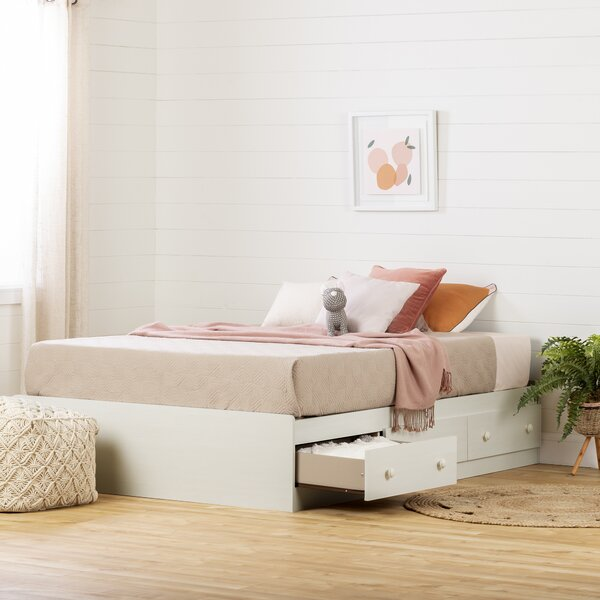 Summer Breeze Mate's & Captain's Bed with Drawers by South Shore South Shore