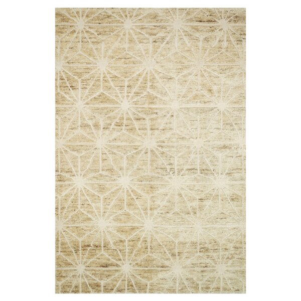 Palumbo Ivory Area Rug by Union Rustic