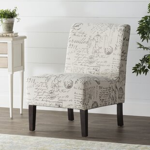 Great choice Marine Slipper Chair By Lark Manor