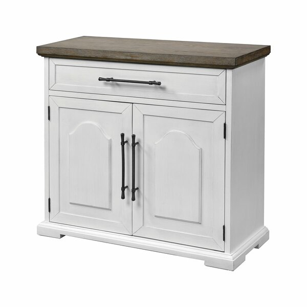 Kayley 2 Door Apothecary Accent Cabinet