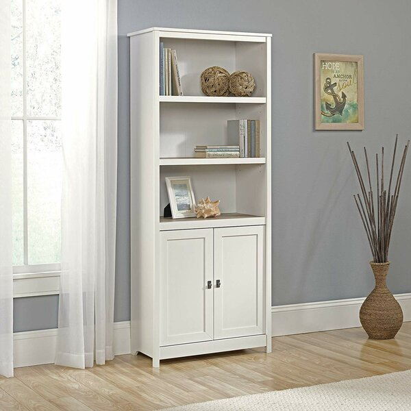 Barnabas Standard Bookcase By Rosecliff Heights