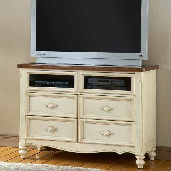 Brecon Entertainment 4 Drawer Chest by One Allium Way
