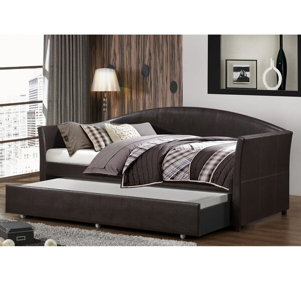 DeAnte Twin Daybed with Trundle by Latitude Run