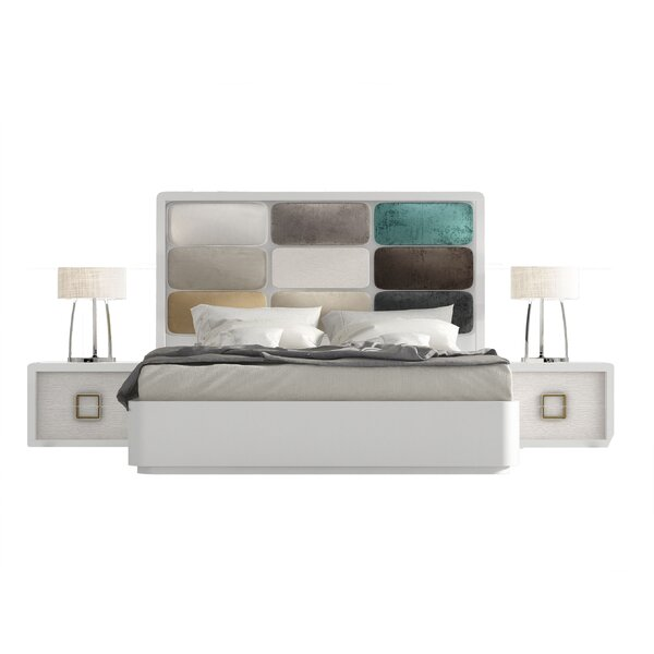 Longville Standard 2 Piece Bedroom Set by Mercer41