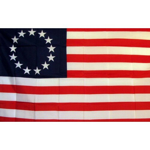 US Besty Ross Historical Traditional Flag by NeoPlex