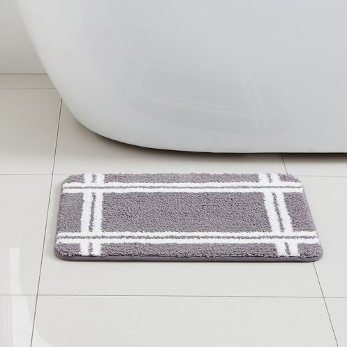 Brewster Bath Rug (Set of 2) by Charlton Home