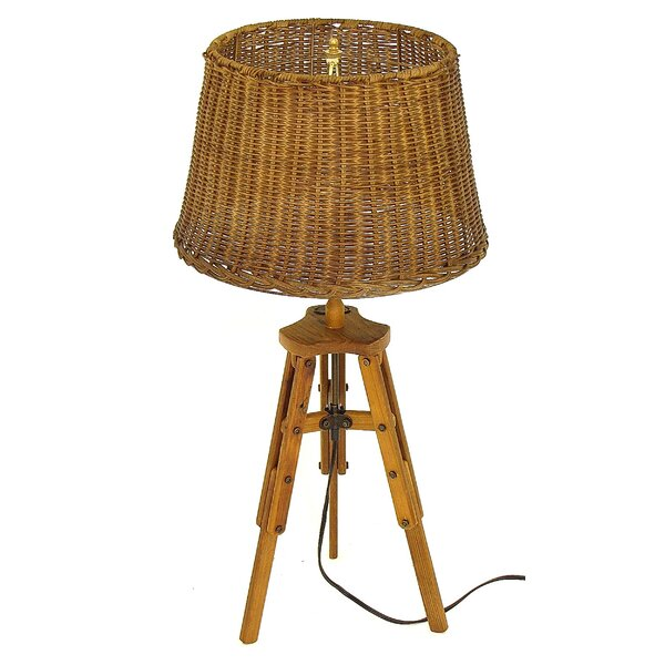 Whitley 33 Tripod Table Lamp by Bay Isle Home
