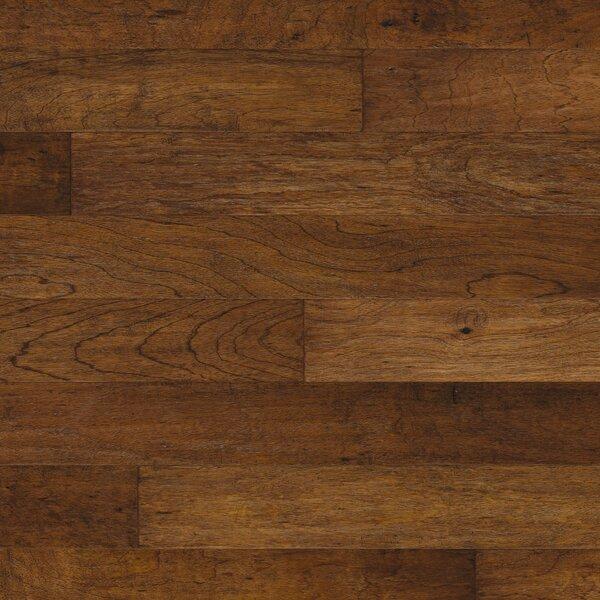 Mayan Pecan 5 Engineered Copaiba Hardwood Flooring in Cumin by Mannington