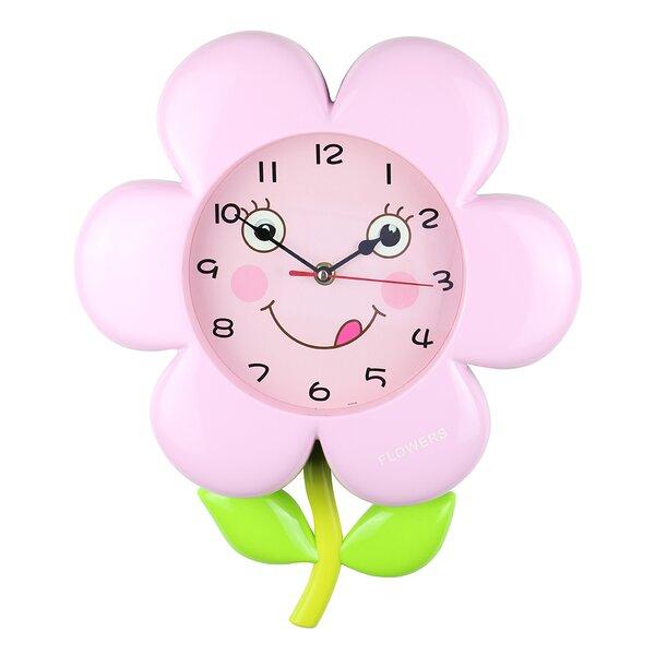 Guffey Shabby Elegance Tabletop Clock by Zoomie Kids