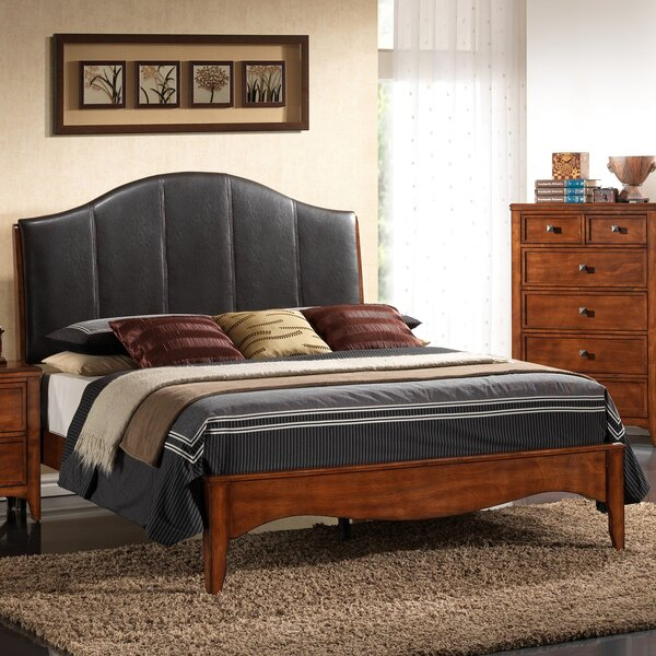 Auckland Queen Upholstered Standard Bed by New Spec Inc
