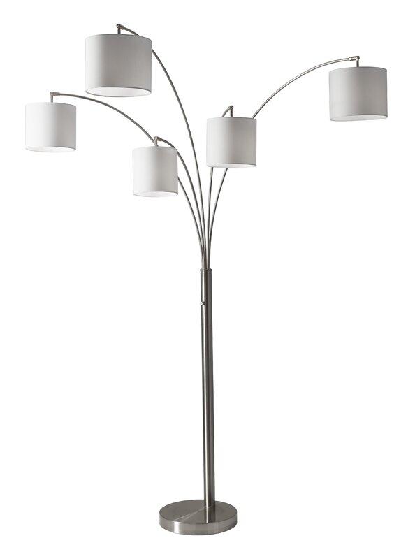 Brayden studio presley 82 tree floor lamp reviews wayfair presley 82 tree floor lamp aloadofball Images