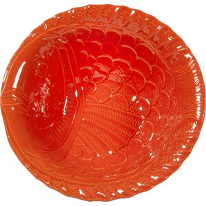 Koi Ceramic Mixing Bowl