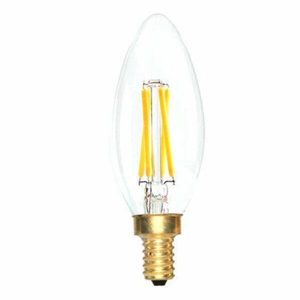 E12 LED Vintage Filament Light Bulb by Edison Mills