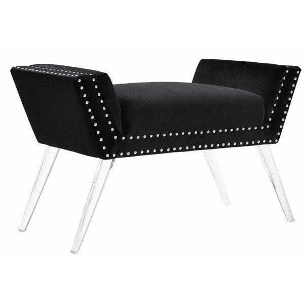 Idella Upholstered Bench by Mercer41 Mercer41