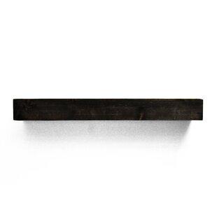 96 mantel shelf