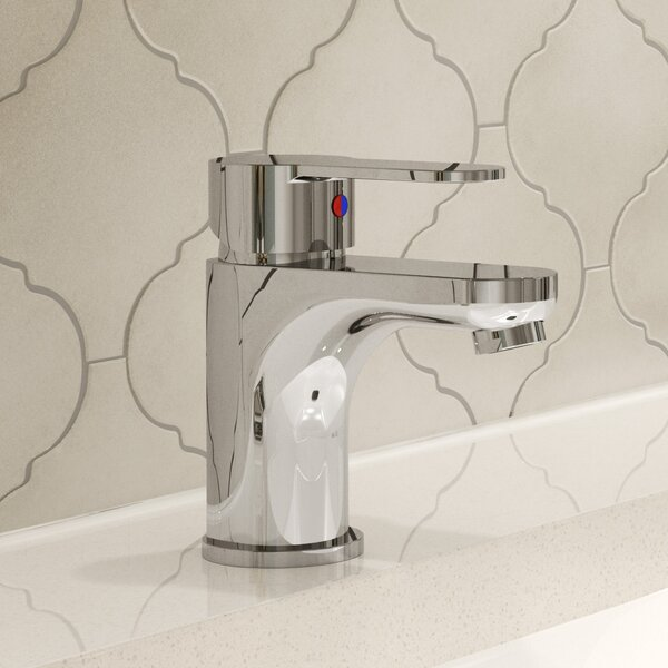 Identity Standard Bathroom Faucet With Drain Assembly By Symmons