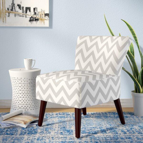 Adrielle Slipper Chair by Zipcode Design