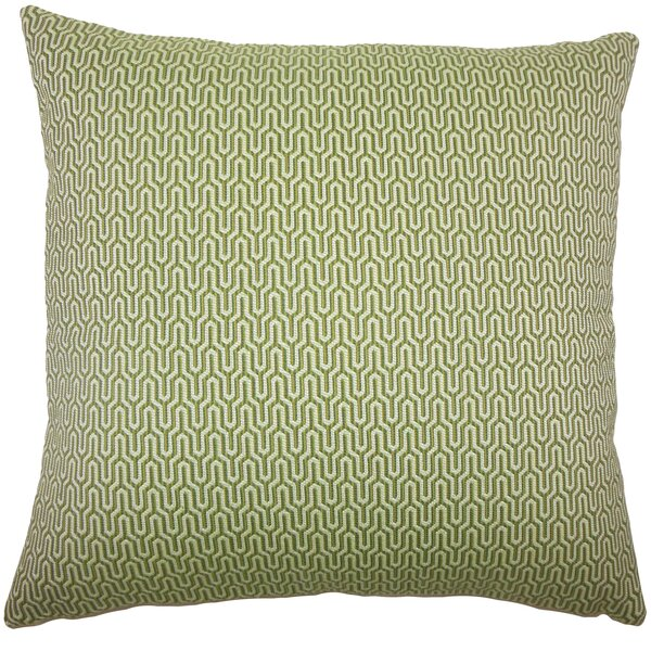Perry Geometric Floor Pillow by Corrigan Studio