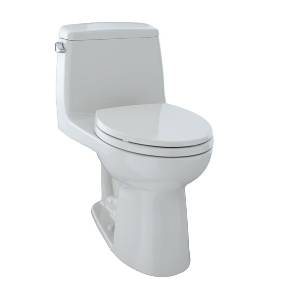 Ultimate Power Gravity Low Consumption 1.6 GPF Elongated One-Piece Toilet by Toto