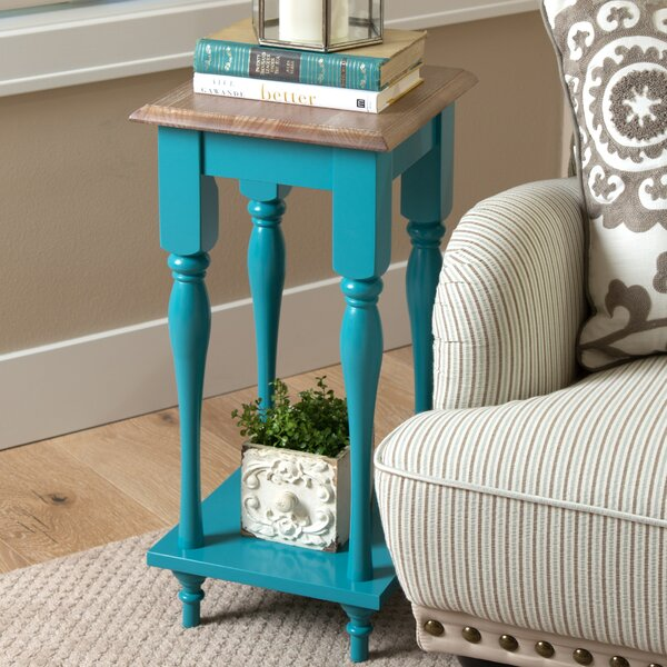 Meera End Table By Winston Porter