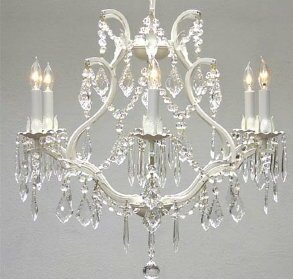 Keenum 6 - Light Candle Style Empire Chandelier By House Of Hampton